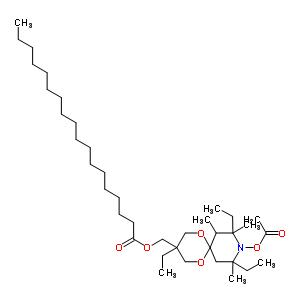 5]十一碳-3-基)甲基硬脂酸酯结构式_376588-17-9结构式