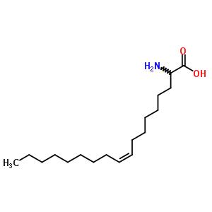 2-(氨基)油酸结构式_56472-43-6结构式