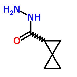 螺[2.2]戊烷-1-碳酰肼结构式_6142-70-7结构式图片