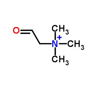 甜菜碱醛结构式_7418-61-3结构式